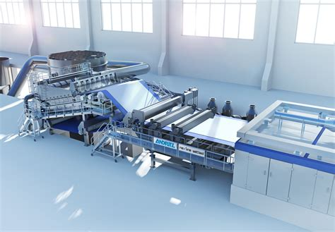 ANDRITZ to supply wetlaid line for glass fiber mats to