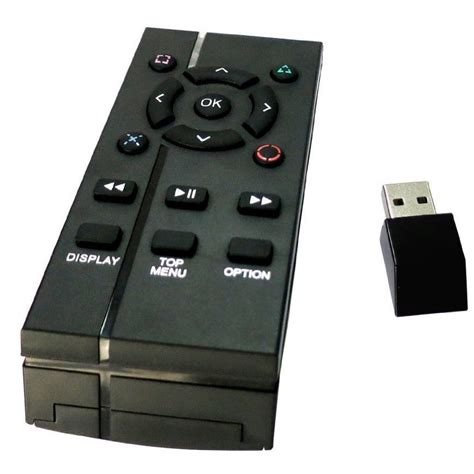 Remote Control Wireless Playstation 4 for Media Player