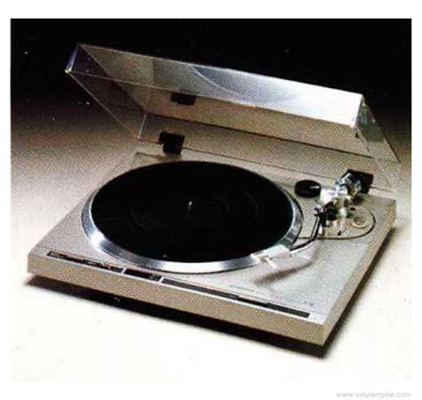 Pioneer PL-200 - Manual - 2-Speed Direct-Drive Turntable