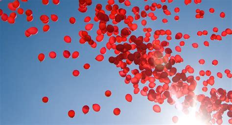 99 Red Balloons With Balloons | Pop Culture Monster