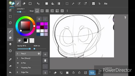 [Animation Practice/Process With MediBang Paint] - YouTube