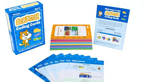 Smart Review   Scratch Coding Cards - Getting Smart