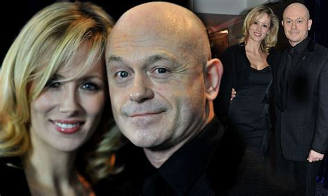 Ross Kemp makes rare public appearance with partner Renee
