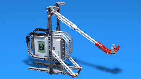 FLLCasts   Building instructions for Catapult Robot from LEGO