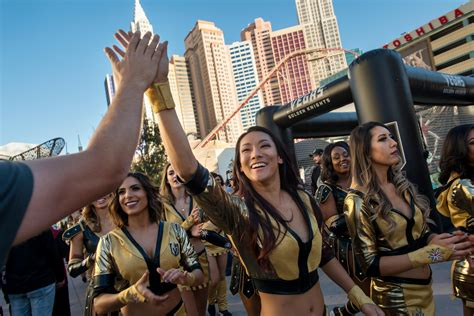 GALLERY | Vegas Golden Knights make history as first NHL