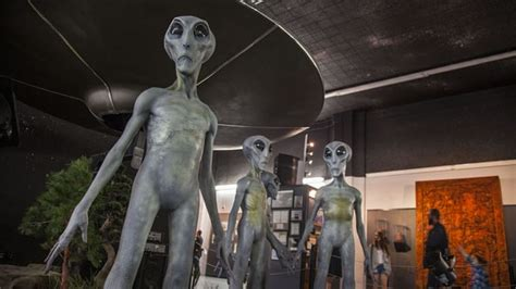 Aliens on the mind: Roswell and the UFO phenomenon   Arts