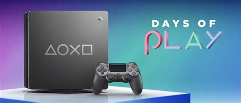 Days of Play 2019 PlayStation 4 Revealed - Just Push Start