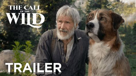 The Call of the Wild   Official Trailer   Film Review Online