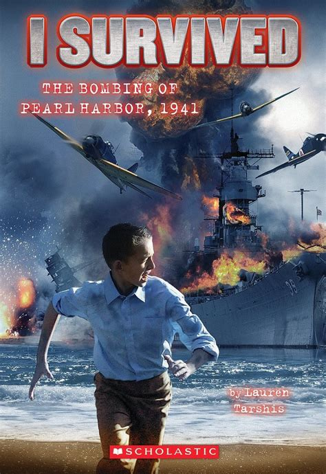 I Survived the Bombing of Pearl Harbor, 1941 by Lauren