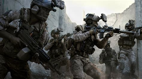Call of Duty: Modern Warfare's Campaign Trailer Lives Up