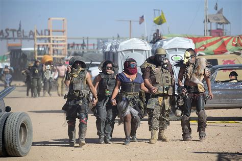 Wasteland Weekend 2016: Outrageous post-apocalyptic