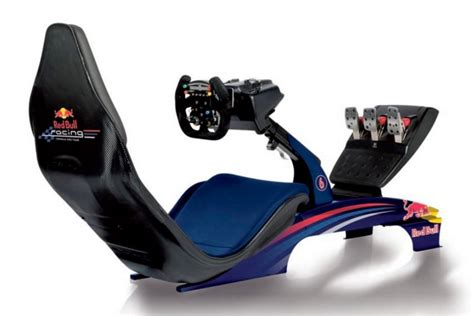 Playseat F1 Red Bull Racing Game Simulator Is Your Ticket