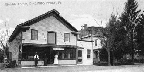 Historic Dingmans Ferry comes alive on film - News