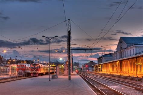 Vilnius railway, bus stations to become modern transport