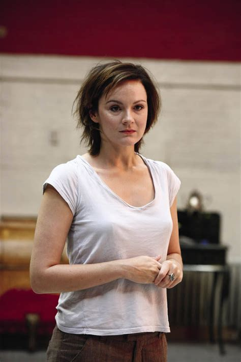 Interview: Rachael Stirling - happy with her lot   The