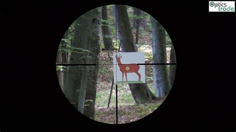 Zeiss Conquest V6 2-12x50 Reticle 60 Subtensions - YouTube