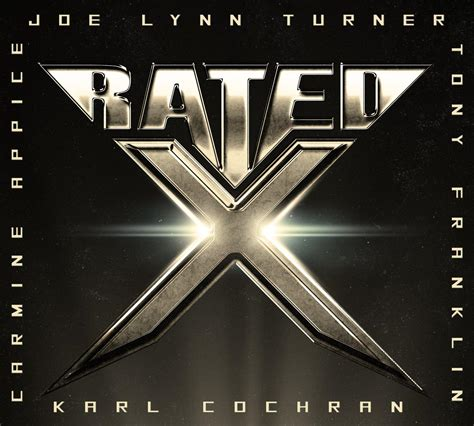 Rated X - Rated X (2014, Hard Rock) - Download for free