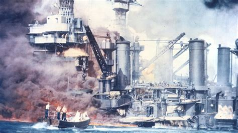 75 years ago, what if Japan never attacked Pearl Harbor