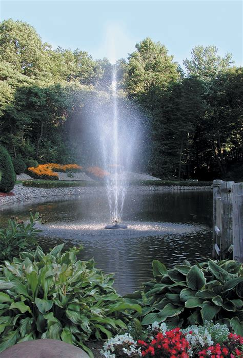 Fountain Mountain Adds Four New Floating Fountain Displays