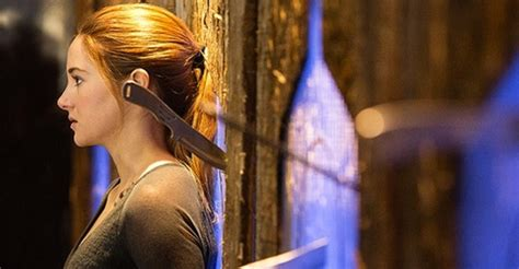 Divergent Comic-Con Panel Unveils The First Exciting