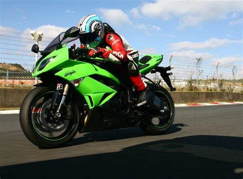 The evolution of the Kawasaki ZX-6R   MCN