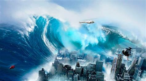The BIGGEST TSUNAMIS In History 🌊 - YouTube